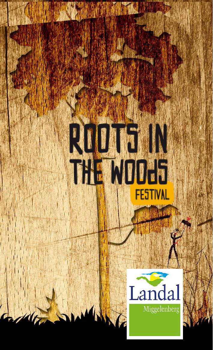 Roots in the Woods programma 2018 Pagina 1